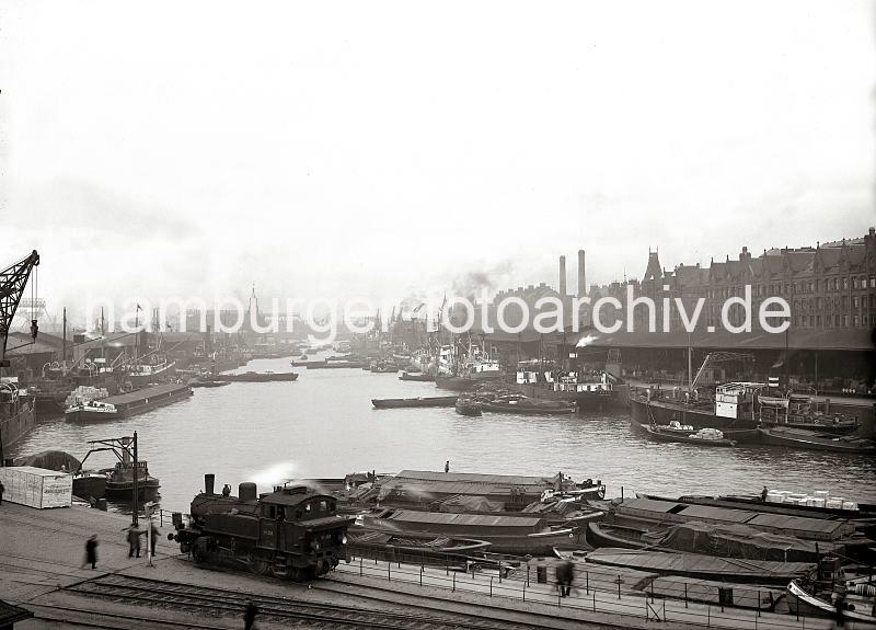 historische fotos aus dem bildarchiv der hamburger hafen und logistik ag hhla panorama vom. Black Bedroom Furniture Sets. Home Design Ideas